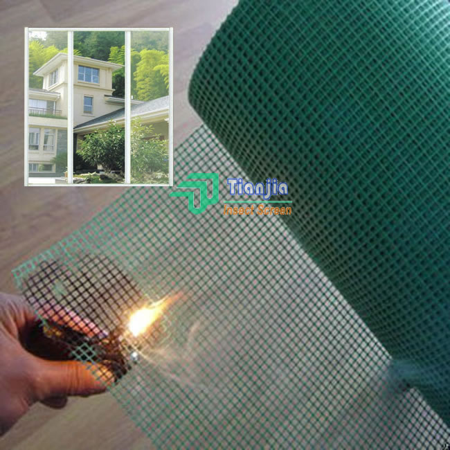 Fiberglass Screen Colored Coated Pet Screen