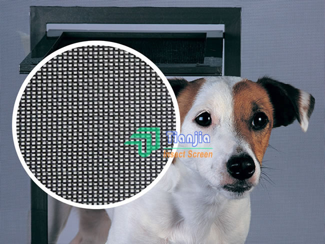 Pet Proof Screening Mesh